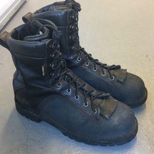 Danner men steel toe boots